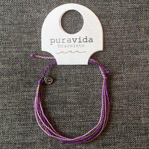 Pura Vida - Bracelet - Purple